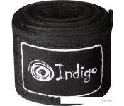 Бинт боксерский Indigo 1115 (3 м, черный)