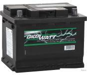 Автомобильный аккумулятор GIGAWATT G53R (53 А·ч)