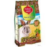 Корм для грызунов Родные корма для кроликов с овощами 400 г