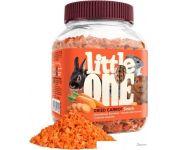 Лакомство для грызунов Little One Сушеная морковь 200 г