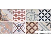 Керамическая плитка Нефрит-Керамика Алькора 400x200 (Песочный) 00-00-5-08-30-23-1483