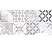 Керамическая плитка Нефрит-Керамика Алькора 400x200 (Серый) 00-00-5-08-30-06-1483