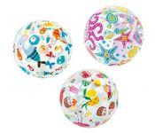 Пляжный мяч Intex 59040 51см, от 3 лет