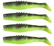 Приманка рыболовная Мягкая Dragon Phantail Pro / PT30D-30-101 (4шт)