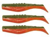 Приманка рыболовная Мягкая Dragon Phantail Pro / PT35D-48-250 (3шт)