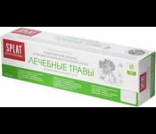 Зубная паста SPLAT Professional ЛЕЧЕБНЫЕ ТРАВЫ, 100 мл.
