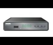 Приемник цифрового ТВ Cadena CDT-1651SB черный