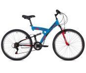 Велосипед Foxx Attack 26SFV.ATTAC.18BL0