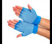 Перчатки противоскользящие для занятий йогой SF 0277