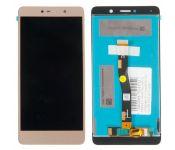 Дисплей в сборе с тачскрином для Huawei для Honor 6X GR5 2017 золотой