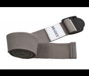 Ремешок для йоги серый SF 0410