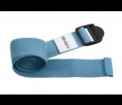 Ремешок для йоги бирюзовый SF 0411