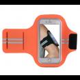 Спортивный чехол на руку для смартфона Xiaomi Guildford (4.7- 5.2 дюймов, оранжевый)