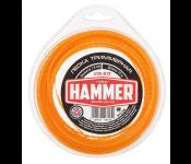 Леска триммерная Hammer 216-813 1.6мм 15м витой квадрат в блистере