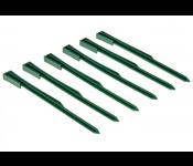 Колышки для крепления бордюрной ленты Агротема А 6шт Khaki 24024