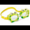 Очки для плавания Intex Fun / 55603 (лягушка)