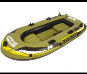Надувная лодка Jilong Fishman 300 Set / JL007208N
