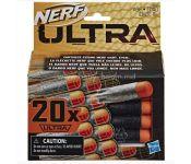 HASBRO E6600 Игр. набор стрелы Нерф Ультра 20 шт. 5010993674527