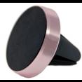 Держатель Wiiix HT-53Vmg-METAL-PK магнитный черный/розовый