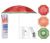 Зонт пляжный складной 176 см (484762)