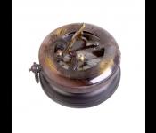 Компас Veber солнечные часы 19639