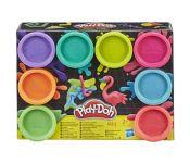 HASBRO E5044 Пластилин для детской лепки Плей-До 8 цветов 5010993560202