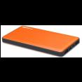 Мобильный аккумулятор GP Portable PowerBank MP10 оранжевый Li-Pol 10000mAh 2.4A+2.4A+3A оранжевый 2xUSB