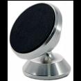 Держатель Wiiix HT-43Tmg-S магнитный серебристый/черный