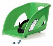 Сидение для санок (Bullet, Tatra) SEAT 1, зеленый