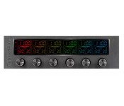 Регулятор оборотов Thermaltake Fan F6 RGB AC-024-BN1NAN-A1