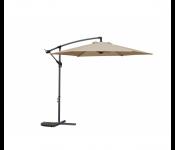 Зонт садовый Testrut Ampelschirm 300cm, кофейный