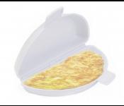 Омлетница для микроволновки АНГЛИЙСКИЙ ЗАВТРАК (Microwave omelette maker) TD 0043