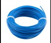 Леска для триммеров ЗУБР 70101-2.4-15 круг, диаметр 2,4мм, длина 15м