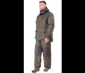 Костюм рыбацкий Huntsman Полюс V Хаки со снегозащитными гетрами (56-58/182)