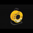 Катушка УК40 с термозащитой 4 места 2P/40м 2х1,0мм2 GARDEN IEK