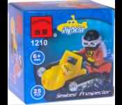 Игрушка - конструктор (BRICK) Huada 1210