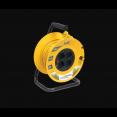 Катушка УК20 с термозащитой 4 места 2P/20м 2х0,75мм2 GARDEN IEK