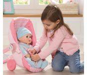 ZAPF CREATION 700709 Люлька-переноска для куклы т.м. BABY ANNABELL 4001167700709