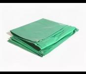 Тент Biber универсальный полимерный влагозащитный c люверсами 3x4м 93282 тов-156785