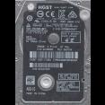 Жесткий диск 2.5 HGST 500Gb HTS545050A7E362 (5400rpm) (Восстановленный 5 мес. гарантии)