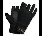 Перчатки для рыбалки Rapala ProWear Titanium / 24403-1-L
