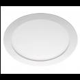 Спот встр. WOLTA со встроенным LED 12W,  ультратонкие  Ф170*16мм, посадочный диаметр 155мм DLUS02-12W-4К