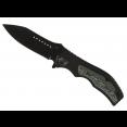 Нож Зубр Премиум Командор - длина лезвия 90мм 47721