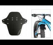 Крыло для велосипеда Zefal Deflector LITE XL / 2553 (черный)