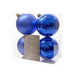 Kaemingk Набор шаров King Blue 4шт 906432s
