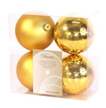 Kaemingk Набор шаров Gold 4шт 906433