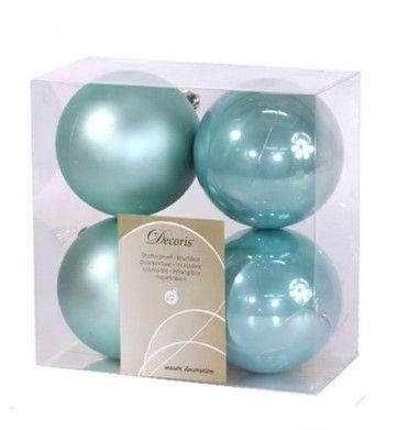 Kaemingk Набор шаров Turquoise 4шт 022258