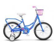"Велосипед Stels 14"" Flyte 9.5"""" Голубой"