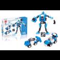Конструктор Робот-машина №2 JIE STAR 1574048-27021