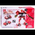 Конструктор Робот-машина JIE STAR 1574047-27022